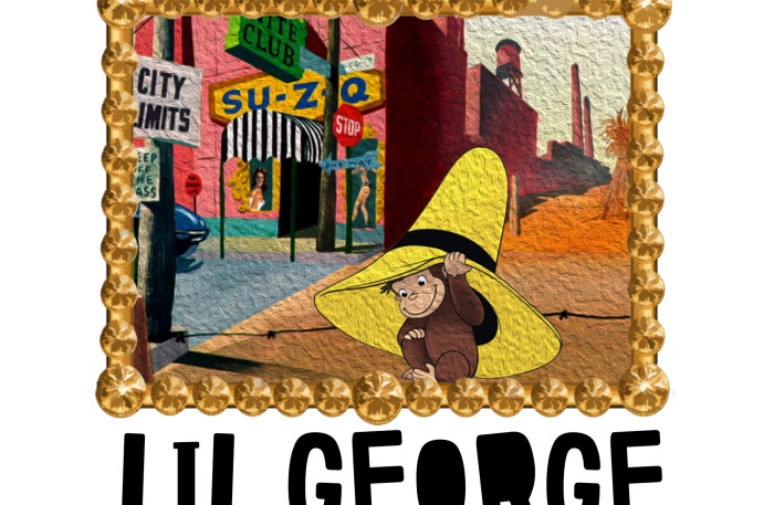HACK THE MACK LIL GEORGE COVER