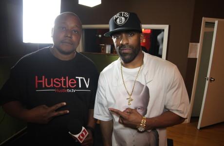 DJ Hustle, DJ Clue