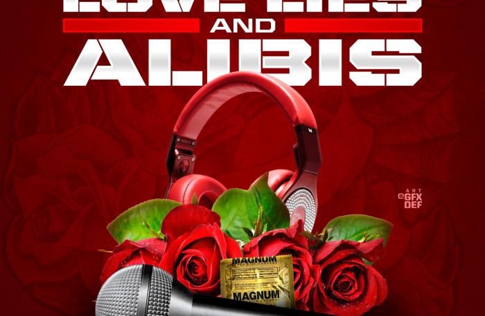 Mistah FAB - Love Lies and Alibis (hosted by DJ Rah2k x DJ Cos The Kid) [300 DPI, JPEG]