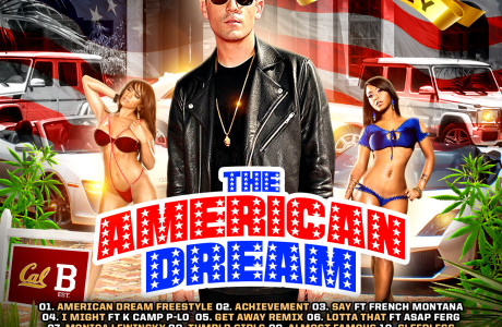 The Mixtape Mobb presents G-Eazy - The American Dream [300 DPI, JPEG]
