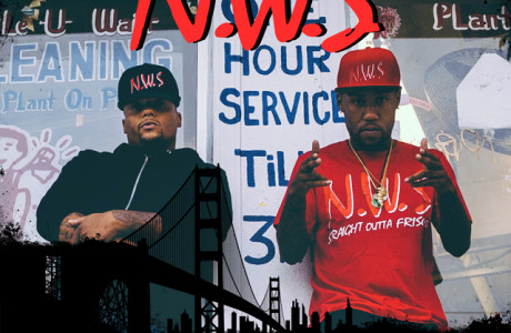 N.W.S - Straight Outta Frisco (hosted by DJ Rah2k) [preview, for online use, JPEG]