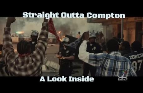 #WTW #Movie N.W.A. *STRAIGHT OUTTA COMPTON* A Look Inside