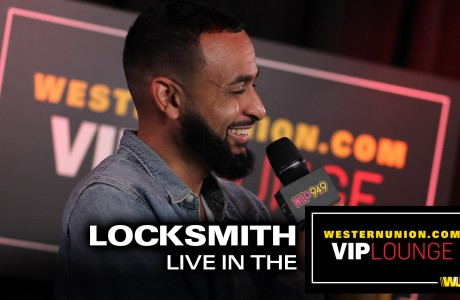 #WTW #Video @DaLocksmith talks about Lofty Goals, touring, Working with Dr. Dre