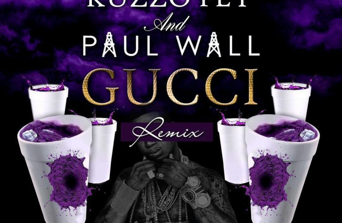 GUCCI REMIX PAUL WALL X KUZZO
