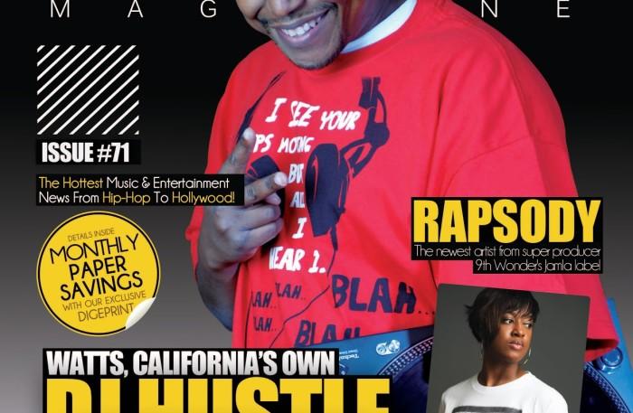DJ Hustle Gives You Hustle Nation Aaliyah @DJHustle