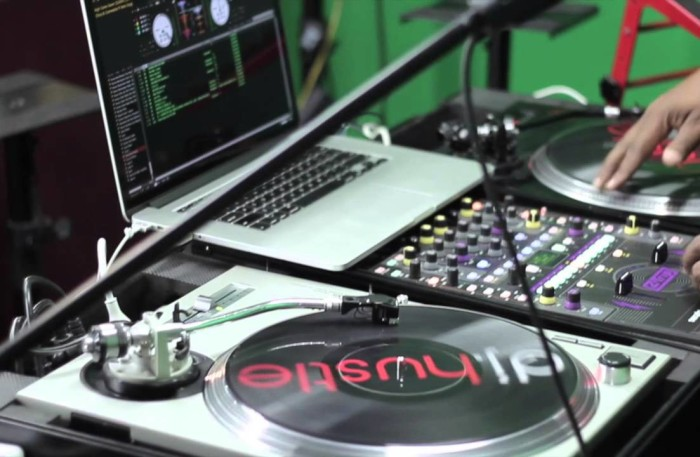 DJ Hustle Hustle HustleTV Los Angeles DJ