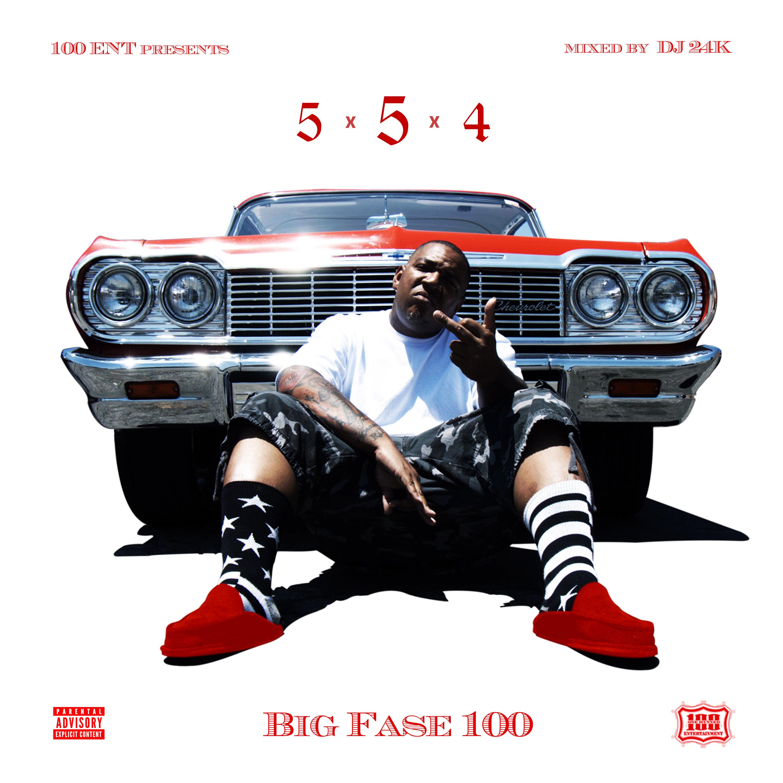 newmixtape #bompton Big Fase 100 @bigfase100 – 5X5X4(mixtape