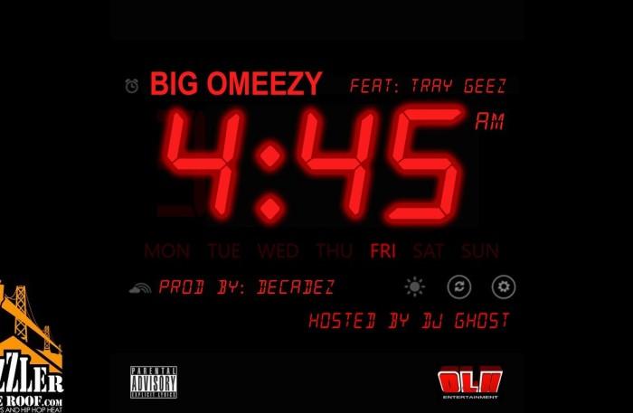 #WTW #Banger @ImDjGhost Presents @BigOmeezy x @TrayGeez *4:45* #WakeUpCall