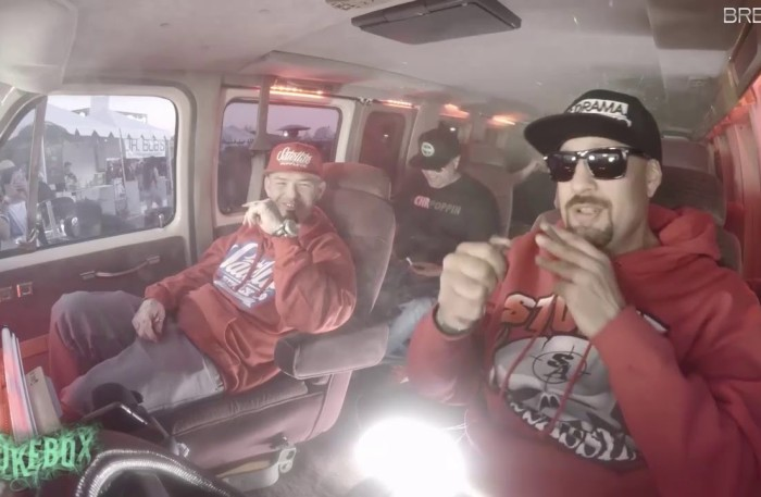 #WTW #Video @BREALTV x @PaulWallBaby x @JulioG1580KDAY in *TheSmokeBox*