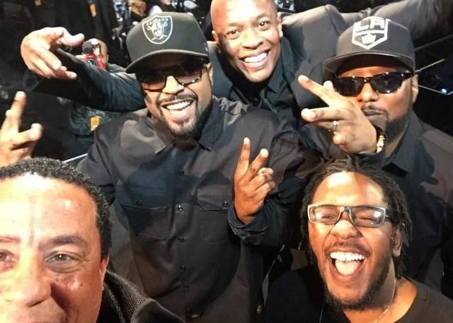 HustleTV.tv Kendrick Lamar N.W.A