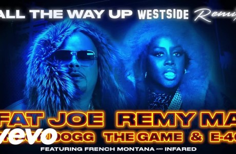 HustleTV.tv All The Way Up West Side Remix