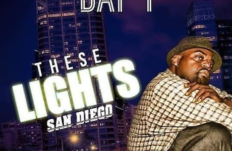 """""""These Lights"""" by Day 1"""