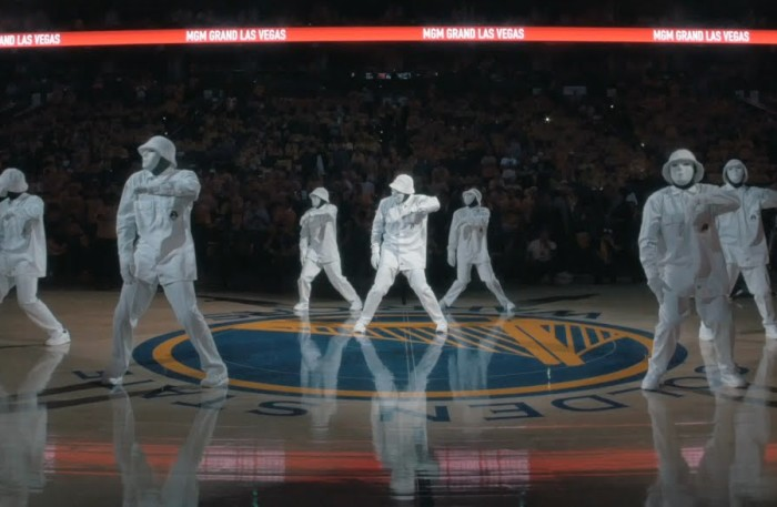 #WTW #Video @JABBAWOCKEEZ LIVE from #NBAFINALS #Oakland @ThizzNationBiz @MistahFAB