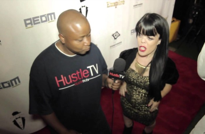@DJHustle Sprinting to the Top of the Class With #HustleTV