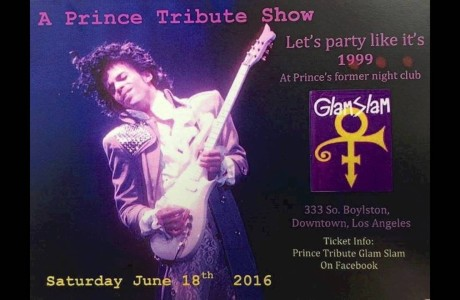 #WTW Video Hollywood's Black Liberace @Mystro13 Tribute in Honor of Prince