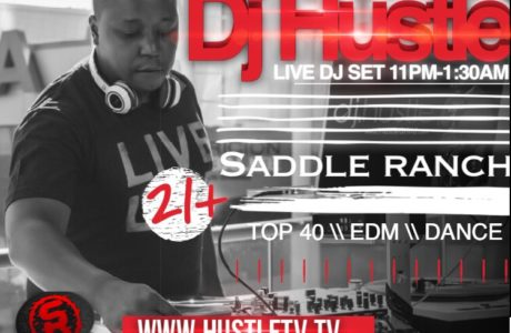 dj-hustle-saddle-ranch-universal-studios-hollywood-city-walk
