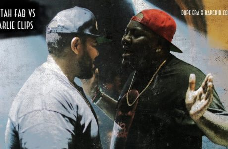 #New #Battle #RapGrid #DopeEra @MistahFAB vs @CHARLIECLIPS
