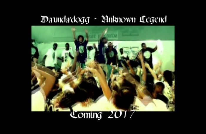 #NewMovie @Daundadogg is set to release Unknown Legend on #DVD