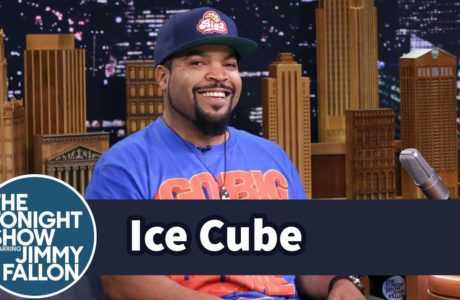 VIDEO: @IceCube interview with @JimmyFallon