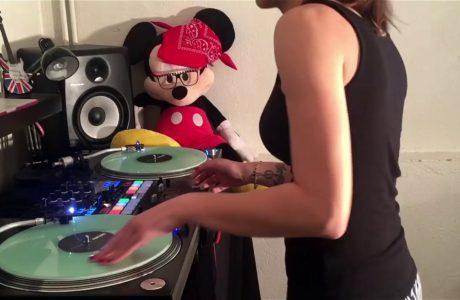 DJ Lady Style – Tupac Tribute 2017 via @IAMLadyStyle
