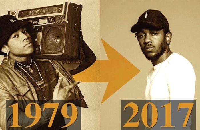 The Evolution Of Hip-Hop [Timeline 1979 – 2017]