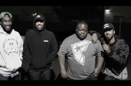 "VIDEO: The Making of ""Bad Azz"" off Rosecrans the Album by @BadLucc354 @Problem354 and @DJQuik"