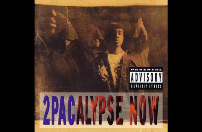 """AUDIO: #ThrowbackThursday 2Pac """"Souljah's Story"""""""