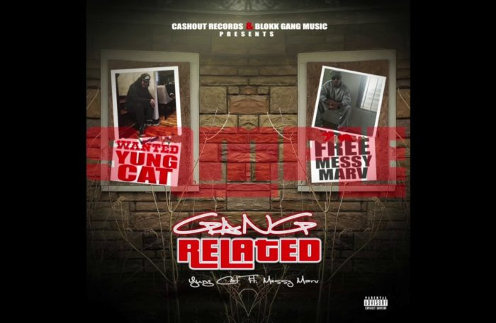 """NEW AUDIO: Messy Marv @CashLordMess – """"First Day Out"""" .Ft Yung Cat @YungCatBgm"""